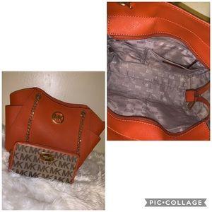 Handbags - Purse & matching wallet